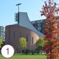 Chiesa nel centro servizi OIC