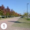 Riqualificazione urbana zona universitaria (Legnaro)