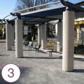 Nuova piazza di Codiverno - 1° intervento