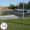 Realizzazione parcheggio - Via Monselice (Padova)