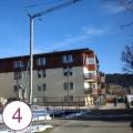 """Ristrutturazione """"corpo C"""" del centro residenziale per anziani """"Beata G.M. Bonomo"""""""